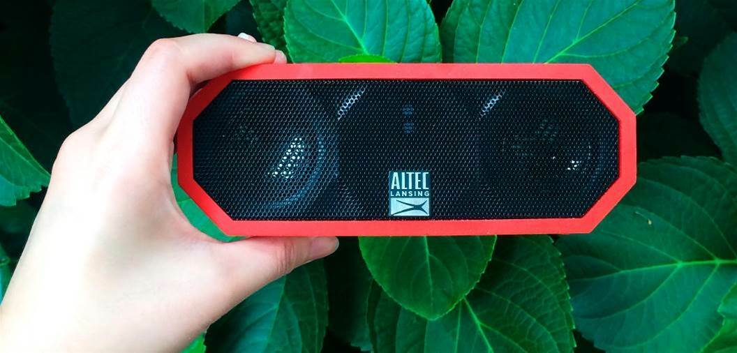 Speaker Bluetooth Altec Lansing Mini H203, si Kecil Cabe Rawit